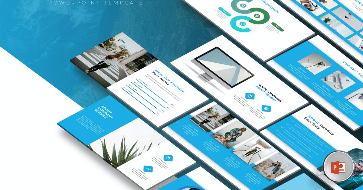 Download Oxodus - Powerpoint Template by aqrstudio