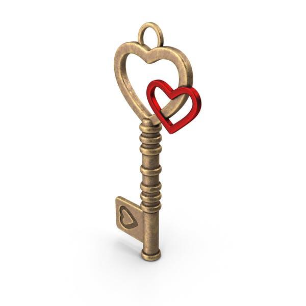 Thumbnail for Heart key