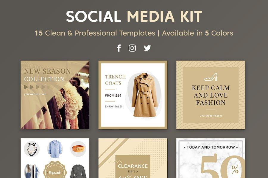 Social Media Kit