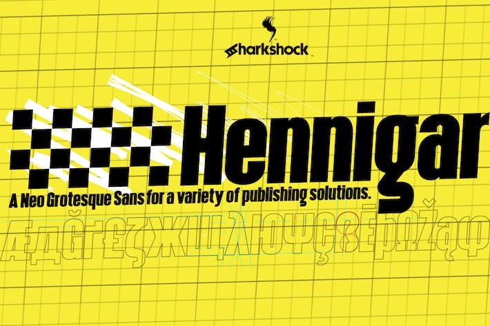 Thumbnail for Hennigar