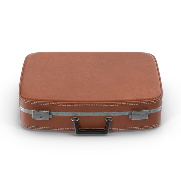 Leder Koffer