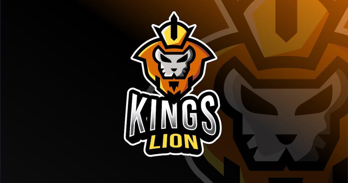 Download Kings Lion Esport Logo Template by IanMikraz