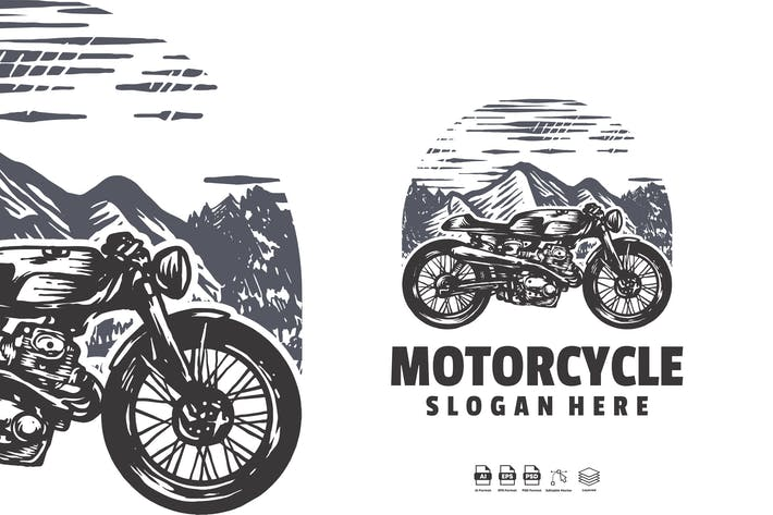 Thumbnail for Motorcycle Vintage