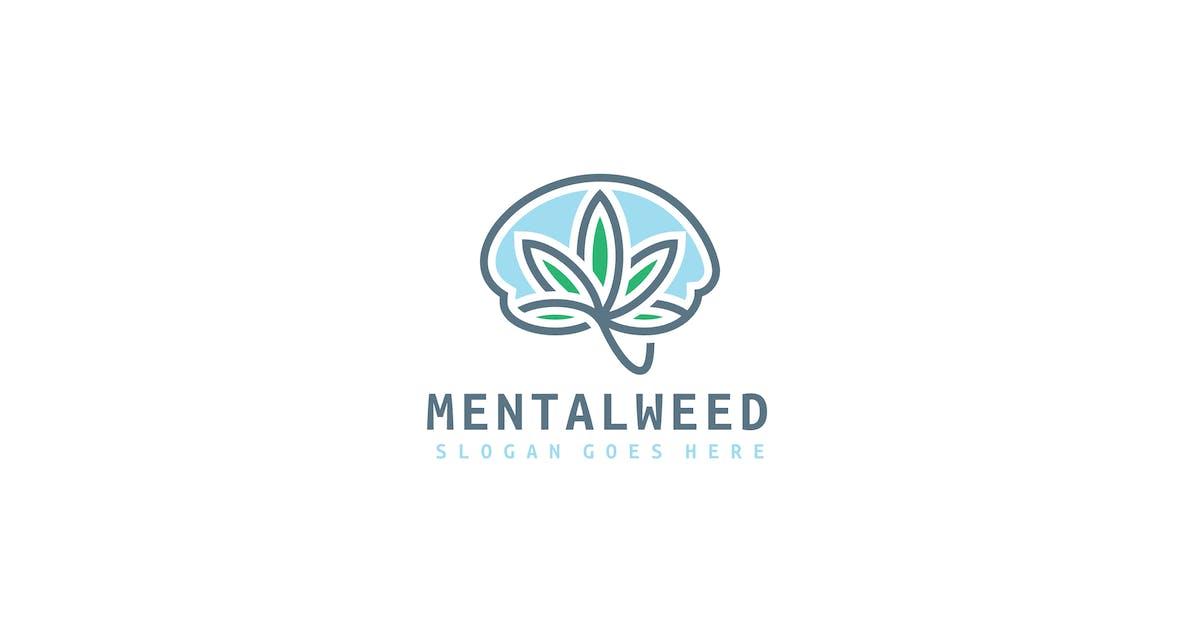 Download Mental Cannabis Logo by 3ab2ou