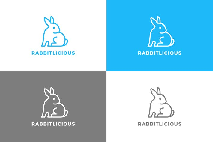Thumbnail for Rabbit - Logo Template