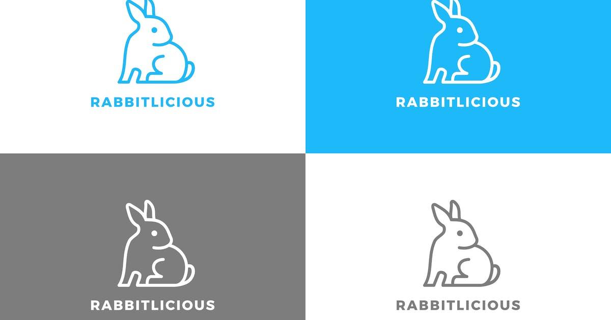 Rabbit - Logo Template by deemakdaksinas