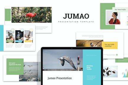 Jumao: BirdlifeThema Powerpoint