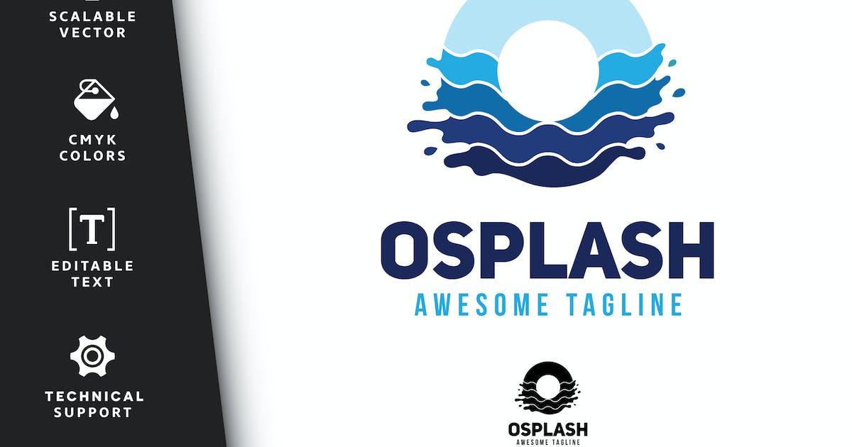 Download Osplash Logo by Scredeck