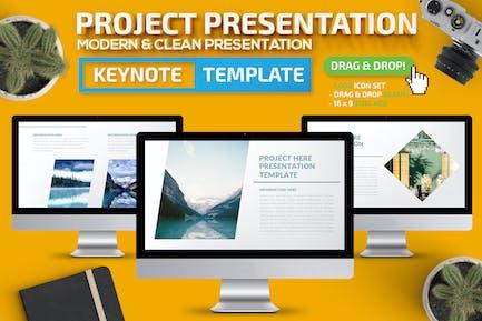 Project Keynote Presentation