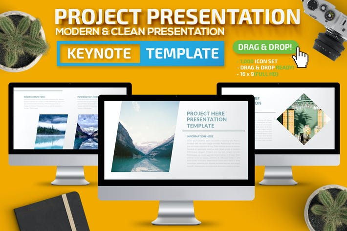 Thumbnail for Project Keynote Presentation