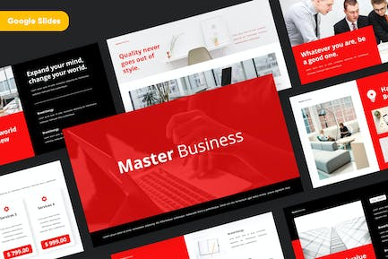 MEISTER - Business Pitch Google lides