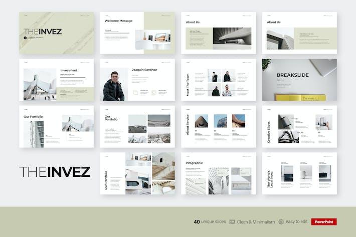 Thumbnail for Презентация «Invez - PPT»