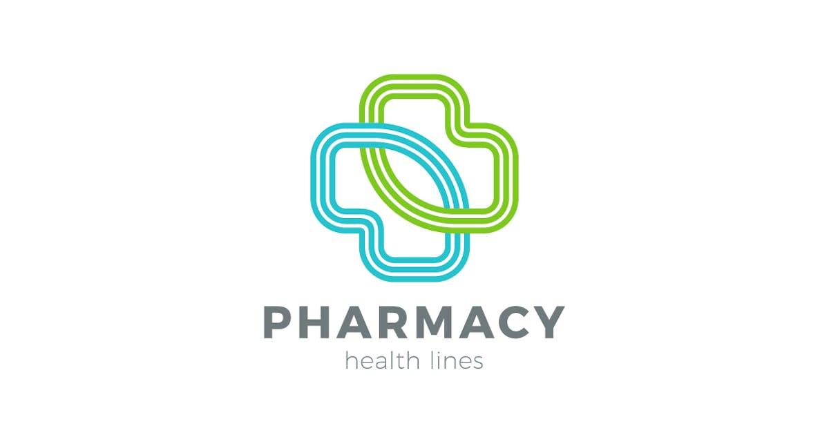 Download Logo Pharmacy Medical Clinic Cross by Sentavio