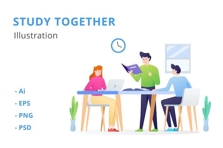 Studiengruppe Illustration