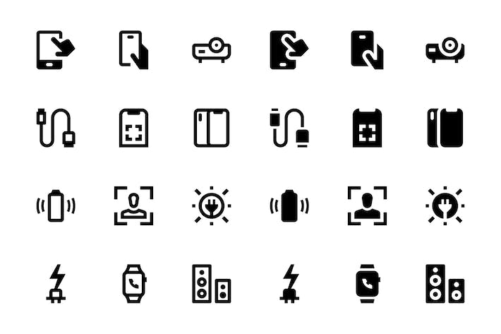 Thumbnail for 106 Devices Icons