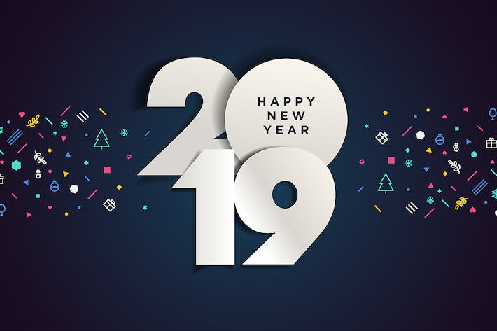 Thumbnail for Happy New Year 2019