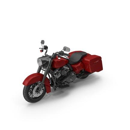 Cruiser Motorrad