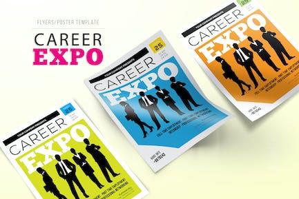 Career Expo Flyers