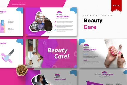 Beauty Care | Powerpoint Template