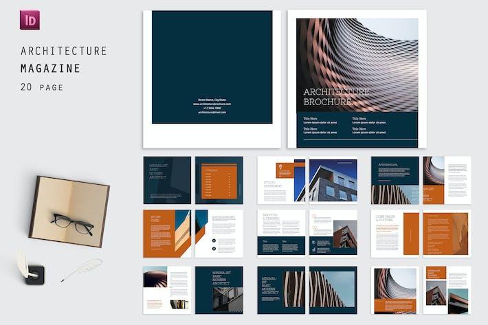 Thumbnail for Study Square Architecture Magazine
