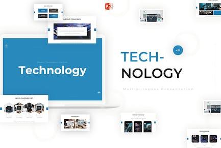 Technology - Powerpoint Template