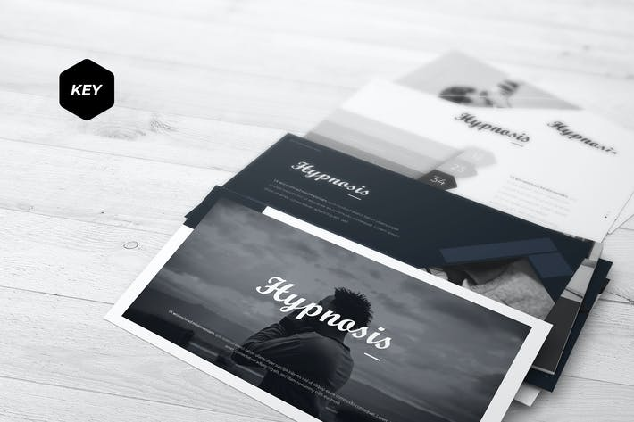 Thumbnail for Hypnosis - Keynote Template