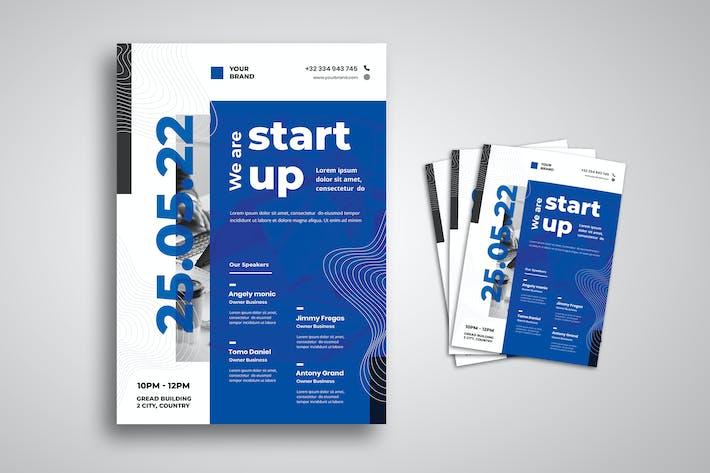 Startup Flyer