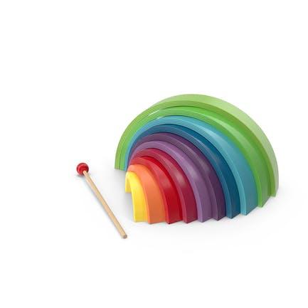 Rainbow Musical Toy