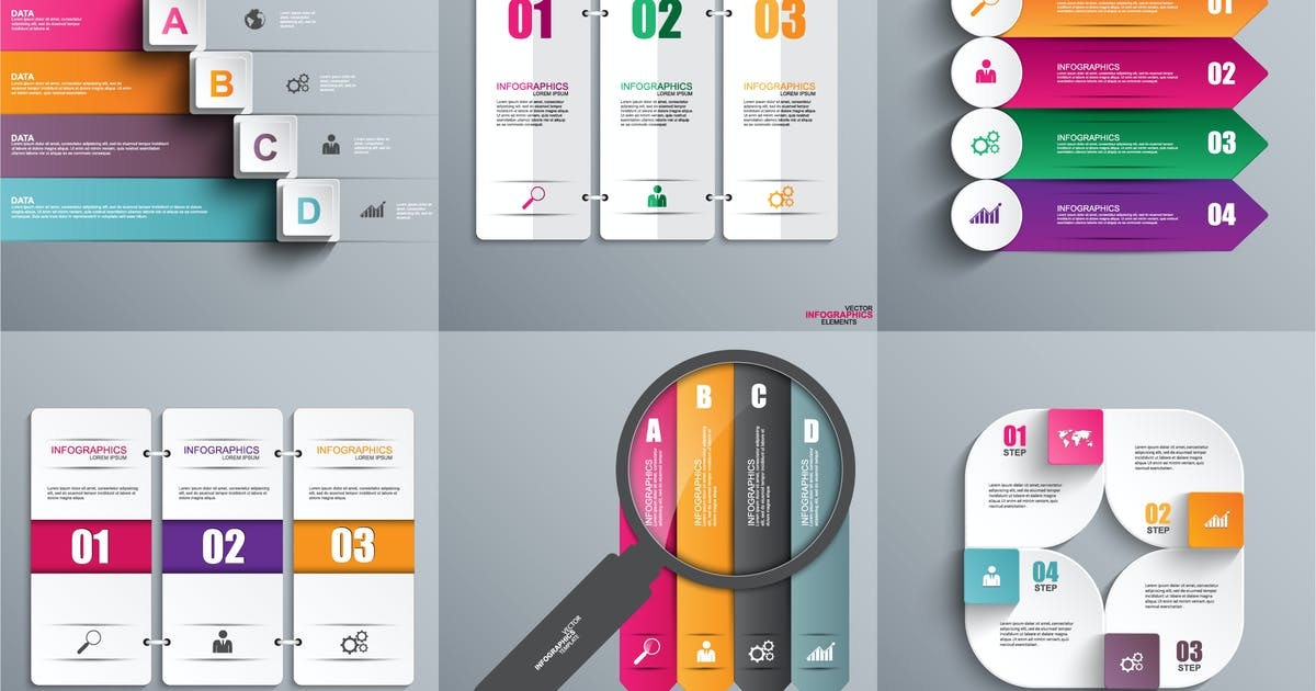 Download Paper infographics by alexdndz