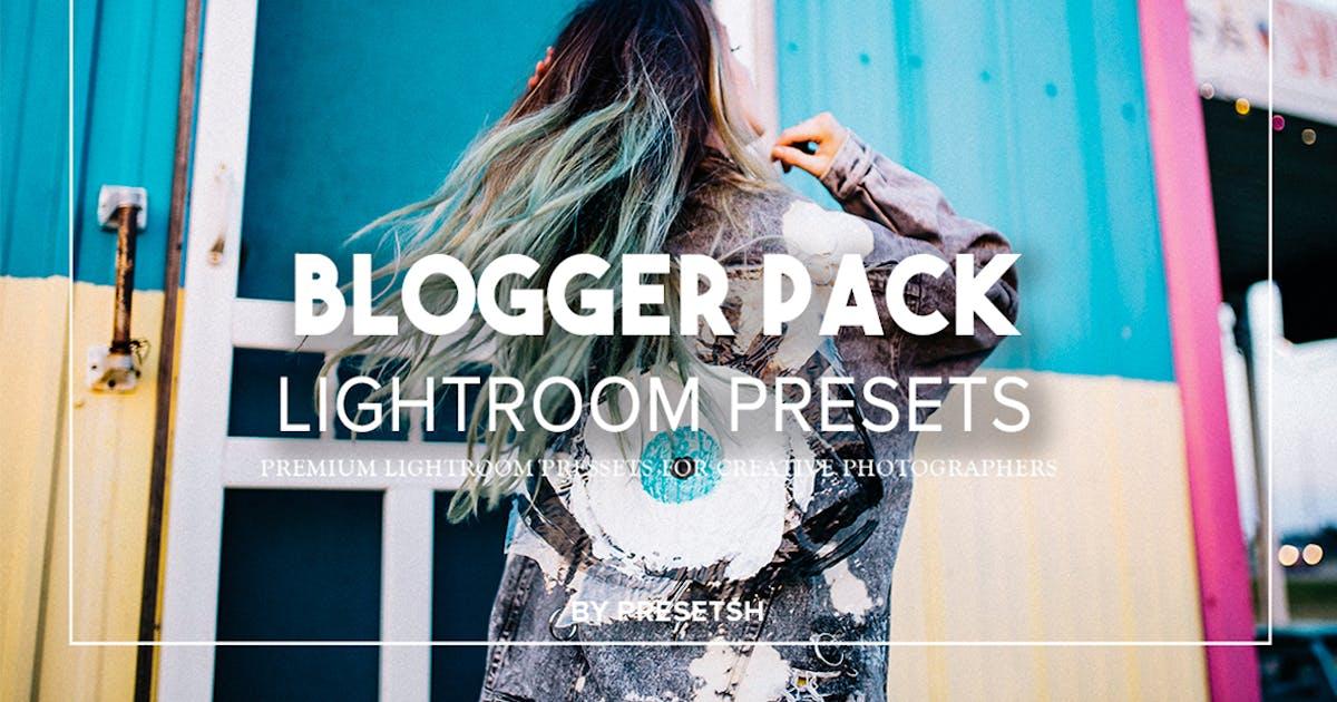 Download Blogger lightroom presets by Presetsh