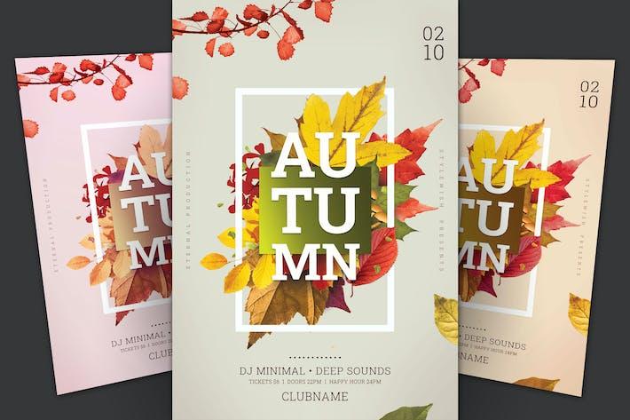 Thumbnail for Autumn Flyer
