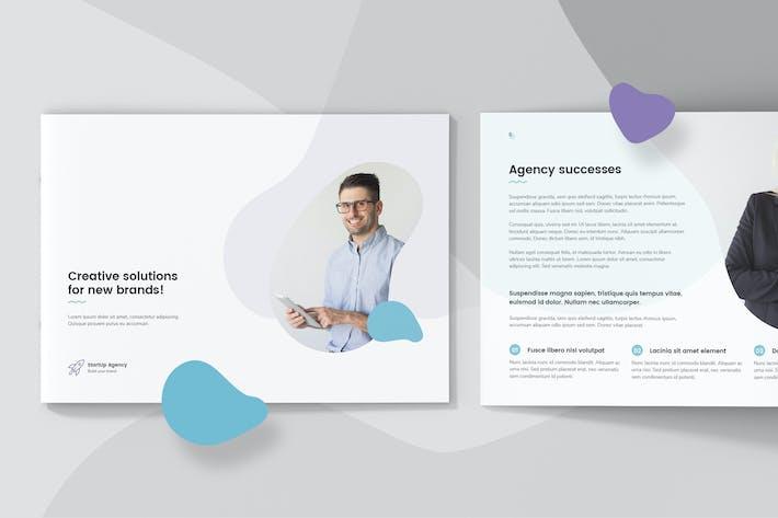StartUp Agency – Company Profile Landscape