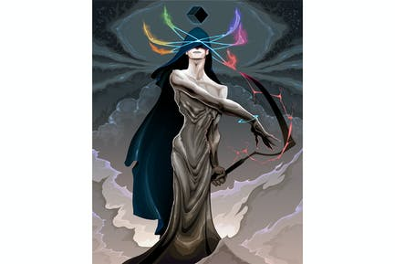 Mythological Representation of Saturn