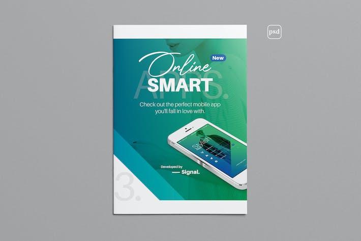 Thumbnail for Brochure – Mobile Apps
