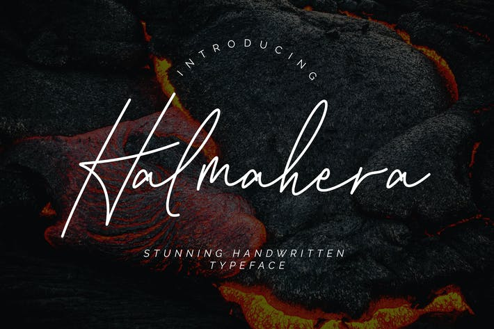 Thumbnail for Halmahera Handwritten Script