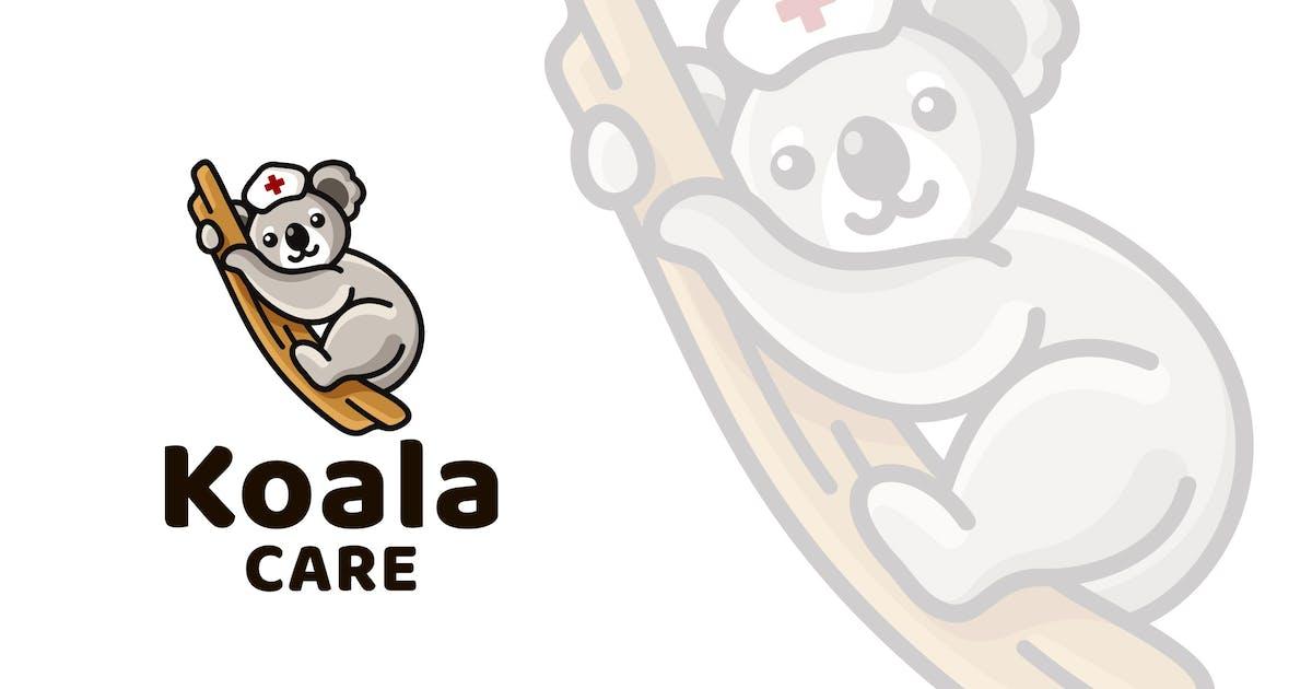 Download Koala Care Cute Kids Logo Template by IanMikraz