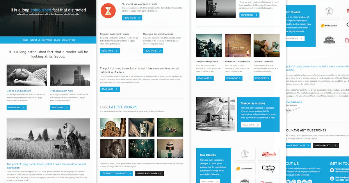 Download Vamice Mail - Responsive Email Template by williamdavidoff