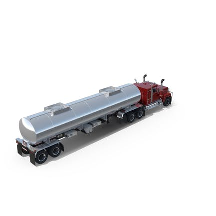 Semi Truck Tank