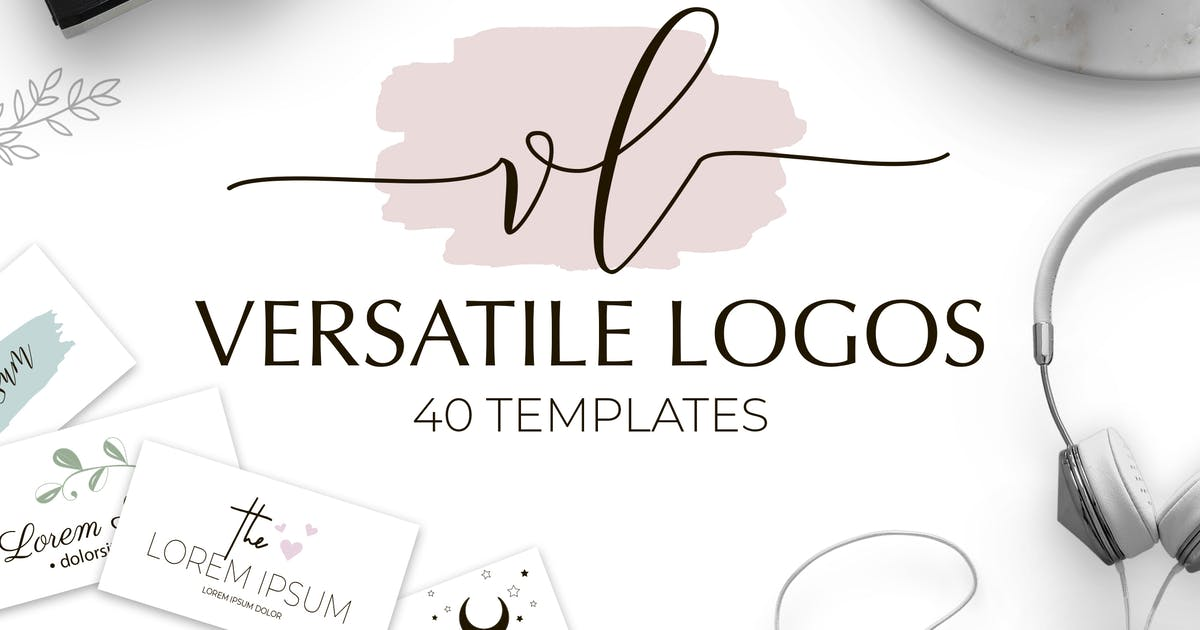 Download Versatile Logo Templates by switzergirl