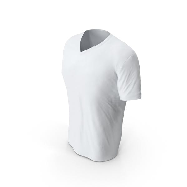 Cover Image for Male V-Neck Worn
