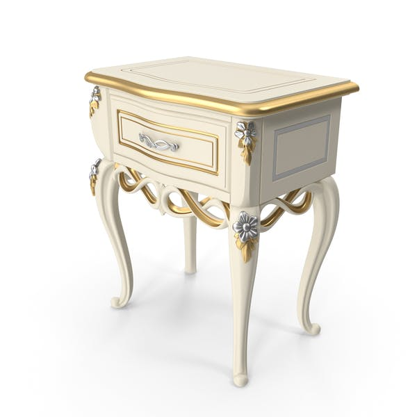 Baroque  Nightstand