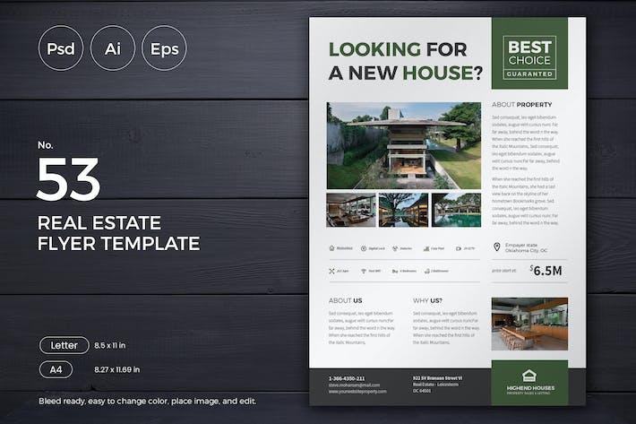 Thumbnail for Slidewerk - Real Estate Flyer 53