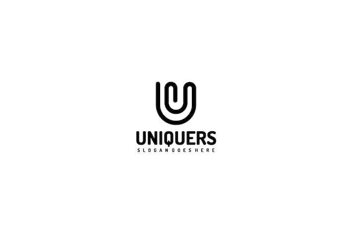 Thumbnail for U Letter Logo