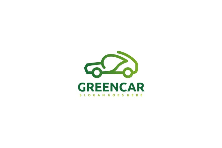 Thumbnail for Green Car Logo