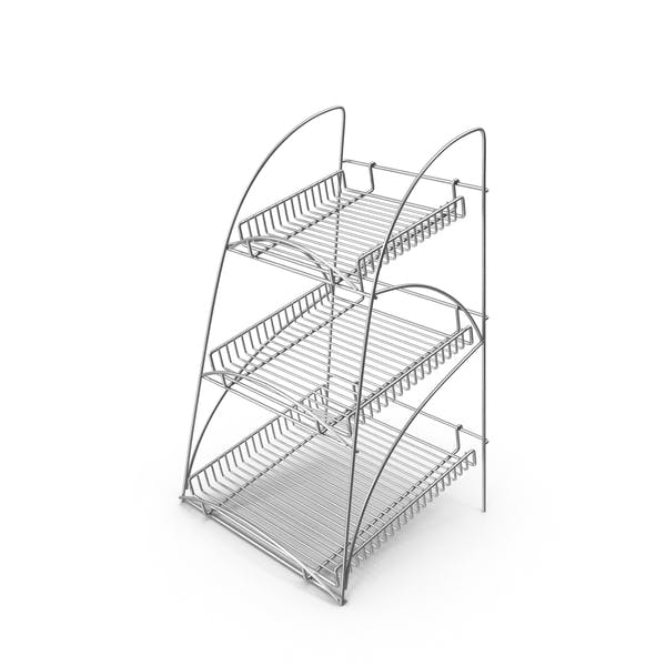 Cover Image for Display Rack