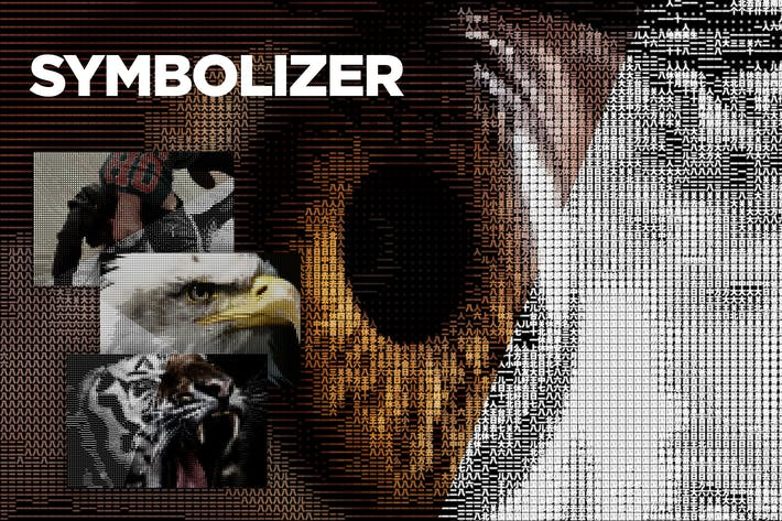 Thumbnail for Symbolizer + Symbols Checker CS4+ Photoshop Script