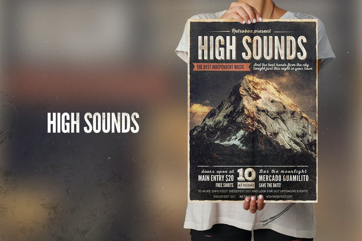 Thumbnail for High Sounds