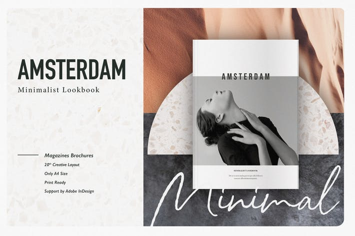 Thumbnail for Lookbook minimaliste d'Amsterdam