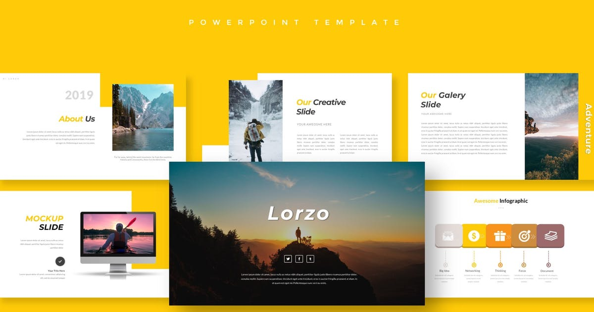 Download Lorzo - Powerpoint Template by aqrstudio