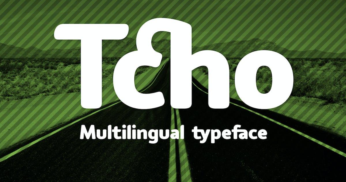 Download Tcho by Typogama